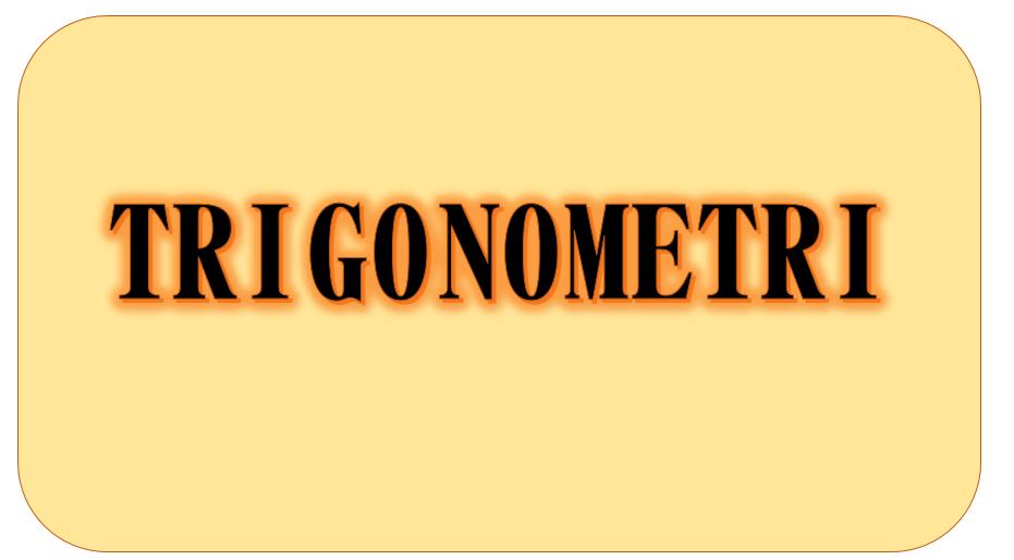 rumus rumus trigonometri