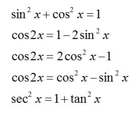 persamaan trigonometri kelas xi semester 1