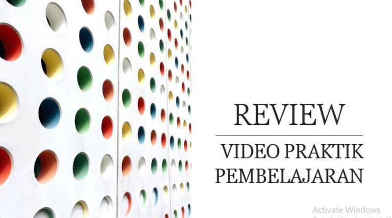 review video praktik pembelajaran