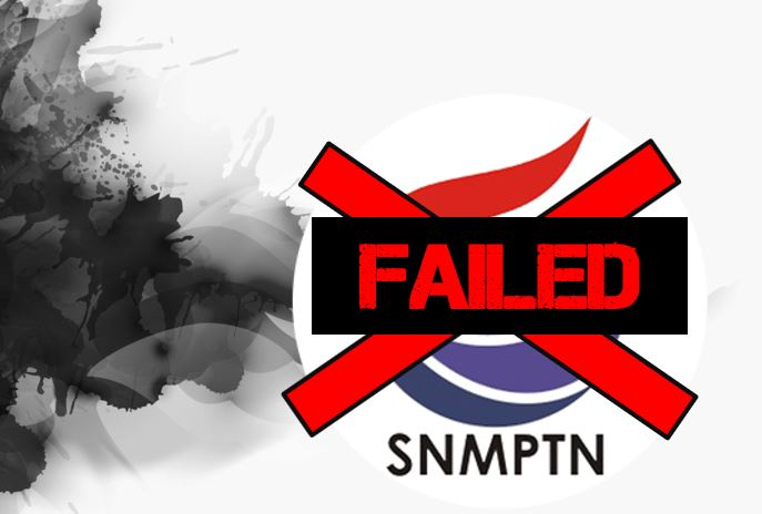 5 Penyebab Kegagalan Diterima SNMPTN