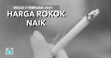 harga rokok naik 1 februari 2021