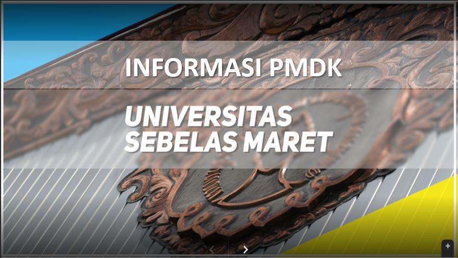 informasi jalur pmdk uns 2021