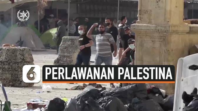 Perjuangan Palestina atas Nama Tanah Air dan Kehormatan Islam