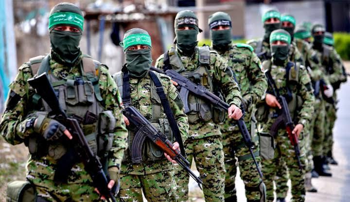 Siapa Hamas? Pejuang mujahidin Palestina